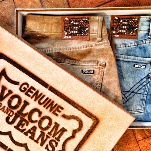 Volcom Brand Jeans #Roadteasted #strechdenim #slimfit #vbj Busca el tuyo en nuedtros locales.