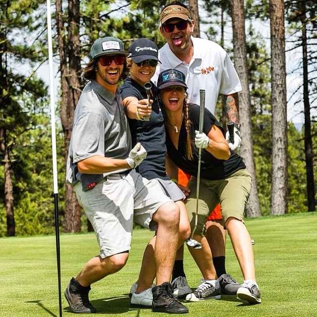 Nearly $30,000 was raised in the 4th Annual High Fives Charity Golf Tournament! Thank you to all involved. (Watch and share the videos in profile). See you next year! #HighFivesGolf