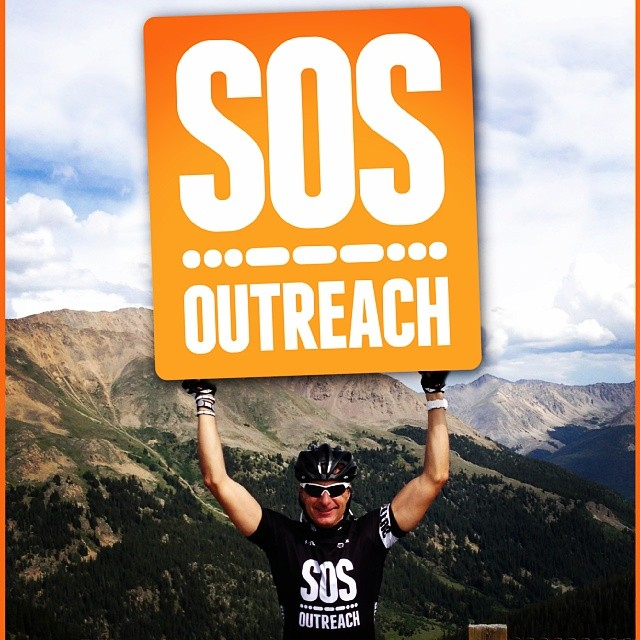 Help Arn #celebrate his birthday by raising awareness for SOS. Post the SOS logo on your social media profile or wall and show your support. #youth #leadership #outdoor #sports