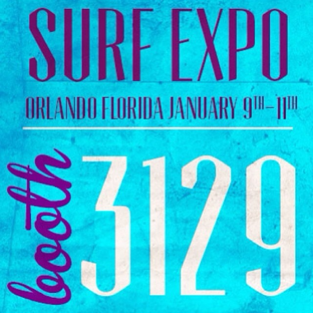 Got a surf shop? We want to see you! Come visit us at booth 3129 at Surf Expo Orlando. We've got lots of goodies! #bbrsurf #surfexpo2014 #buccaneerboardriders #surfwear #partayyy #bbr