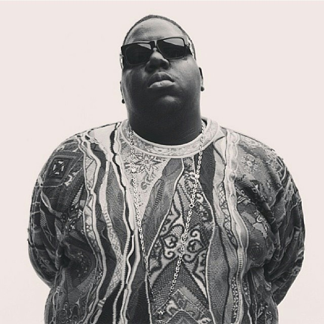 """Birthdays were the worst days, now we sip champagne when we thirstay"" #happybirthdaybiggie #biggiesmallsistheillest #king"