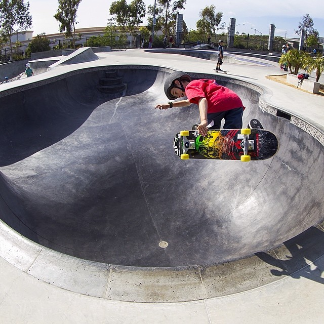 Epic one of @taylor_sk8r photo: @jrkenworthy #bulthelmets #bult