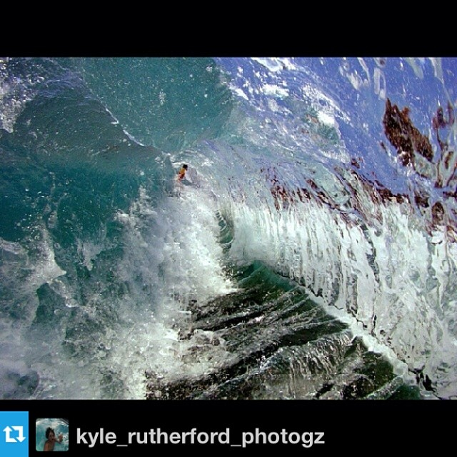 Awesome shot by the surf photographer and surfer, @kyle_rutherford_photogz!   ••••••••••••••••••••••••••••••••••••••••••••••   Check out our latest video by clicking on the link on our profile! •••••••••••••••••••••••••••••••••••••••••••••• ⊙...