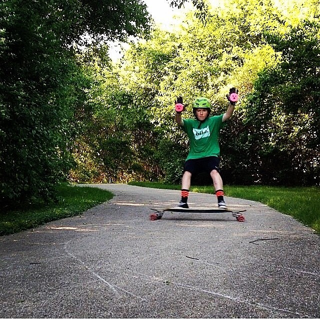 @steezyboarder83 showing you why his username is steeezyyy boarderrrr