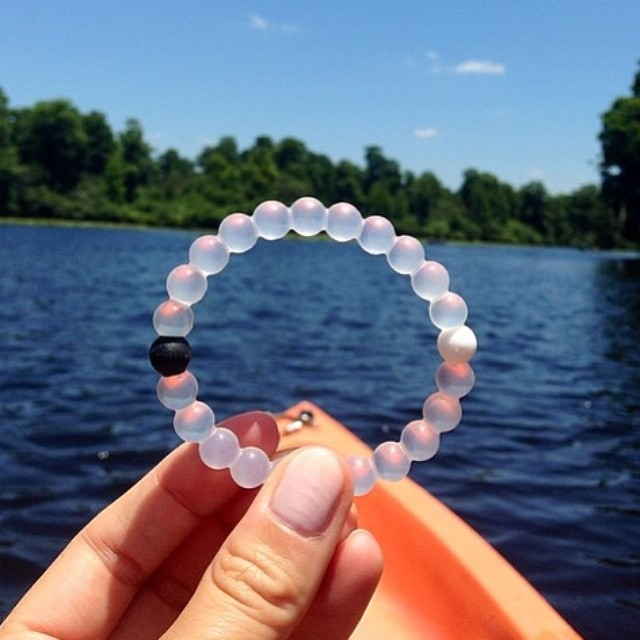 Where is your lokai journey taking you this summer? #summer #balance #livelokai Thanks @dianacarlstrom