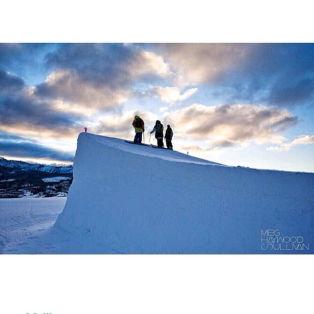 4FRNT athlete @pjarneson and crew scoping it out. #tbt #riderowned