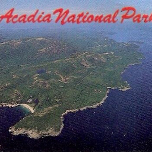 Know your #nationalparks: Acadia National Park was the first east of the Mississippi - all of the land donated by citizens who were committed to #leaveitbetterthanyoufoundit. Let's go! #nationalparkweek #radparks