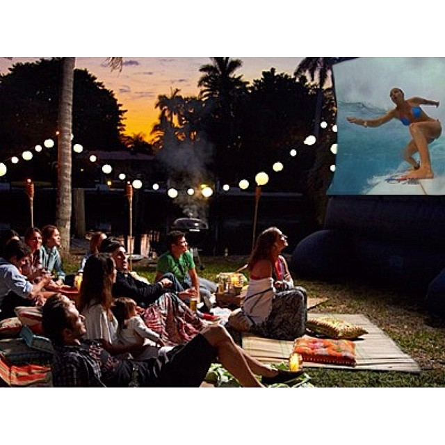 Be sure to come to @zjboardinghouse TOMORROW night for the Outdoor Movie Sesh w/ @hurley feat. @lakeypeterson's Zero to 100! Grab a blanket and enjoy free popcorn, @vitacoco & good vibes, and an awesome raffle benefiting #B4BC!