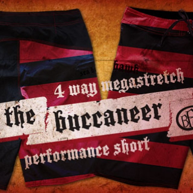 The Buccaneer Boarshort. #megastretch #boardshorts #bbr #bbrsurf #buccaneerboardriders #surfshop #surf