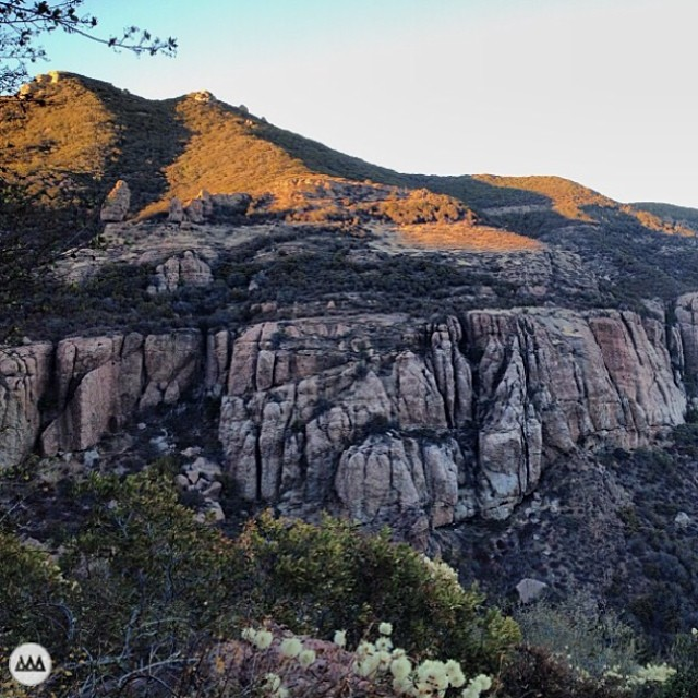 Echo Cliffs. Santa Monicas. Climb. #GNARCISSISTIC.  GPS: 34.1116, -118.9264 + 30-40min hike in.  181 Routes. Sport. Mostly 5.10-5.12 & 85'-100'. Great views and good vibes.  #climb #ca #socalclimb #climbing