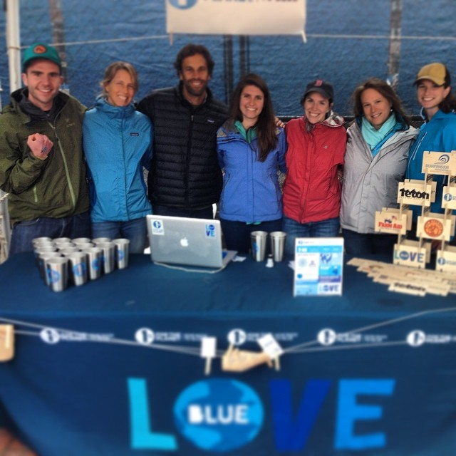 Thanks for coming by Jack! #bostoncalling #aaolocalfood #aaoplasticfree #loveblue