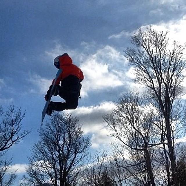 Team rider from #newjersey @alex_atno❄️#frostyheadwear #snowboarding