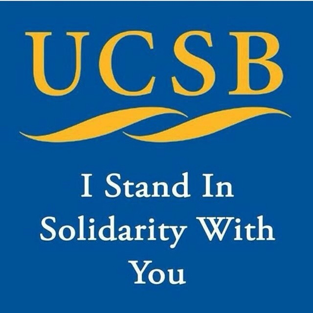 Our hearts and prayers go out to all of the families affected by last night's tragedy. Such senseless violence! #islavistashooting #ucsb #boombotix #standsinsolidarity