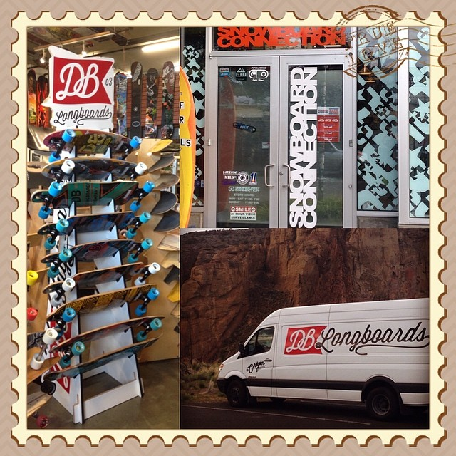 @dblongboards is now in @snoconseattle and Bellevue. Stop in and check out the 2014 decks.