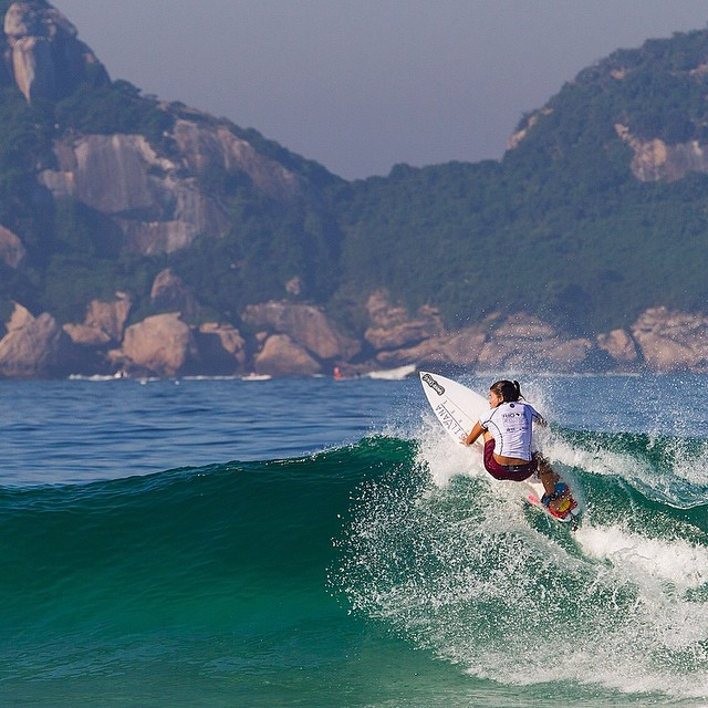 Get ready for the official recap show from the @ASP Rio Pro today at 3:30pm ET on ABC. #WorldOfXGames Photo @asp