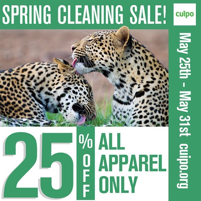 You didn't think we would celebrate #MemorialDayWeekend without having a #Cuipo sale, right? #saverainforest #shop #tellyourfriends #springcleaning