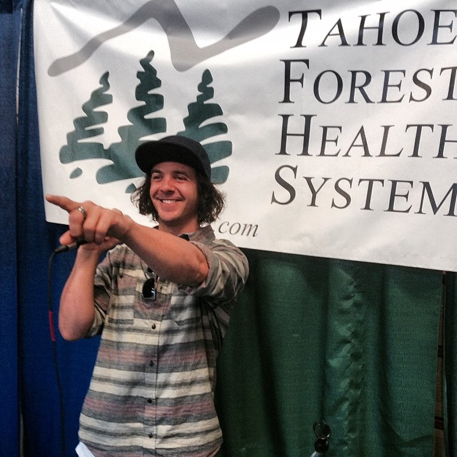 Thank you very much to the Tahoe Forest Health System for inviting us to to present #HelmetsAreCool at Truckee Home Show's Healthy Living Forum! #High5ives to @dannytoumarkine | Learn more and watch the video at basics.highfivesfoundation.com