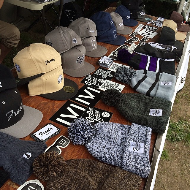 Promoting @ivivision at the @soundsetfestival booth today! #getbusyliving #embraceyouropportunity