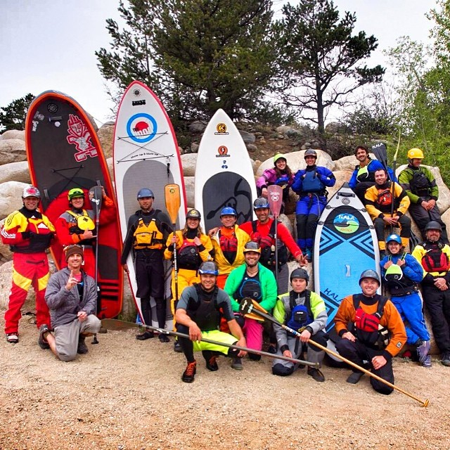 Such a fun weekend sup racing with these fine people at the CKS PADDLEFEST!! Thanks for kicking ass!