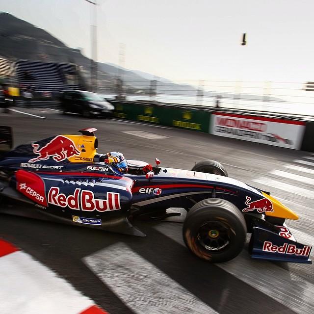 Heading into Monday full speed! #F1 #Monaco
