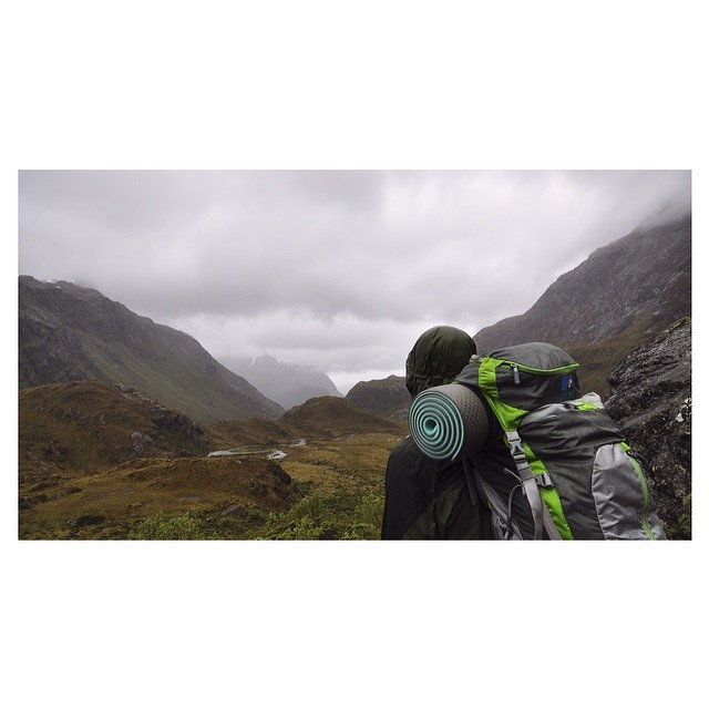 Routeburn Track  32 kilometers of New Zealand's most rugged terrain, the Routeburn track tests all limits of human strength, endurance and water resistance.  The track starts in Fiordland National Park, which averages 21 feet of rain a year making it...