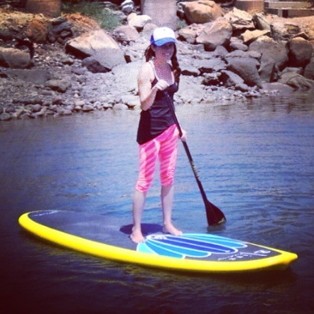 LJ Kropp @ljkroppyoga is teaching private SUP yoga classes in Santa Barbara as well as public classes on Saturdays at 9 AM! Check out her summer schedule at www.ljkropp.com