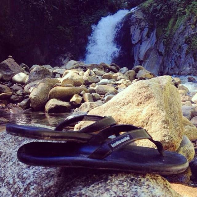 Chasing waterfalls again