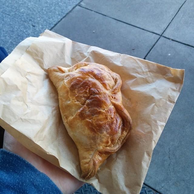 Empanada de pollo SF Style