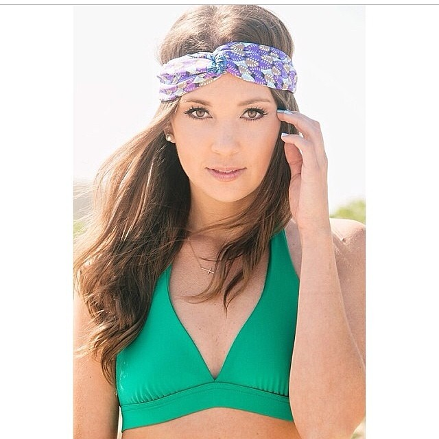 Looking great in green!  Regram from @daniseotis from bikinis+sugar. Love to see #miolainthewild