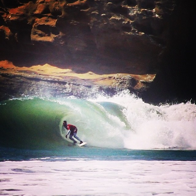 ~Frame grab @anthonytashnick ~ #HotlineWetsuits #SantaCruz #TeamRider
