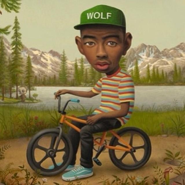 Nos copa mucho el arte en Wolf, el último disco de Tyler, the Creator #artevans #musicavans