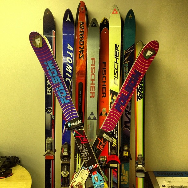 Inspiration for the #trntek #classic #straightskis  #Throwbackthursday #tbt