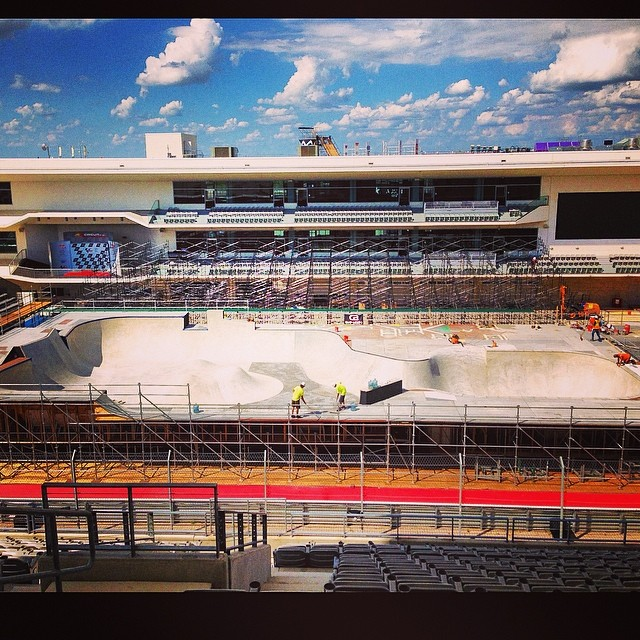 #xgamesaustin starts ONE WEEK from today!