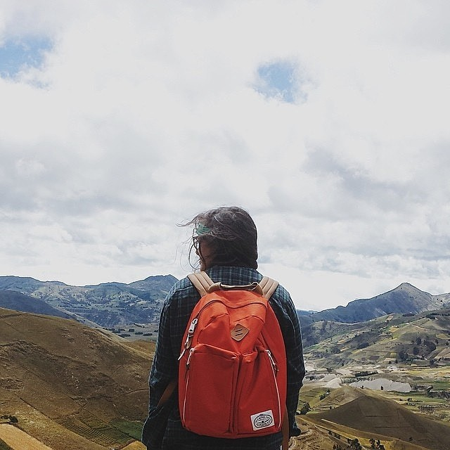 Ain't no place better than the mountains! #firewaterfriends #mountains #hiking // Photo: @michaelahiltz!