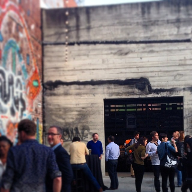 #spotting #discoverpack  #nwblk event at the #mission , #sf  #design & #creativity happening.