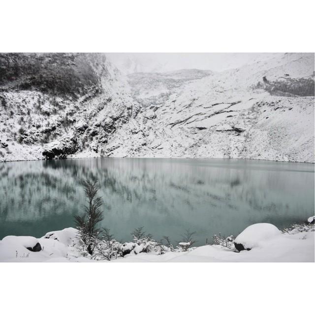 Glacier y lago Huemul - Santa Cruz