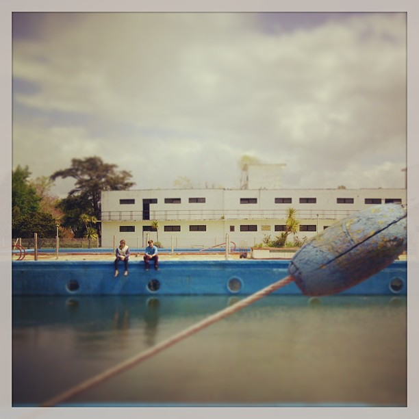 #pool con una #buenahistoria . #80' #poolride #mafia