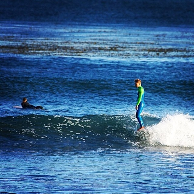~Casual Friday @deadendkid ~ #HotlineWetsuits #SantaCruz #Style