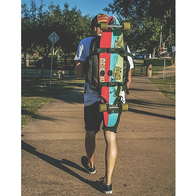 Team Rider @clayton_underwood rockin The O.G. Backpack. Get yours in 3 Days at concretenative.com #getwiththeoriginal #concretenative #pushingforward #skatelife