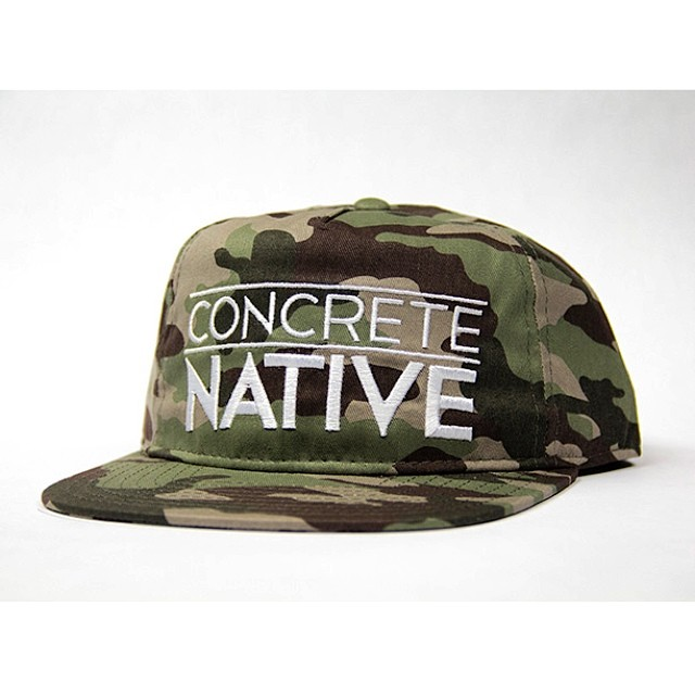 Spring '14 Preview: The Swoon Units Hat #concretenative #domecover #spring2014