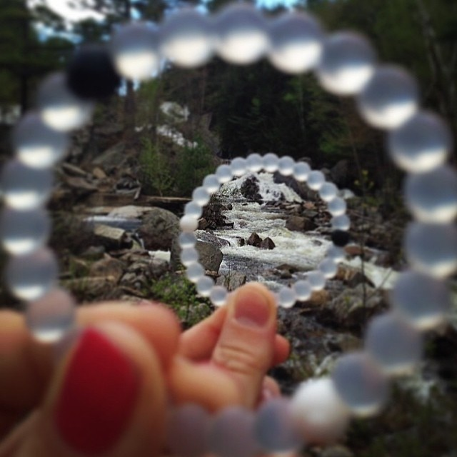 No matter how turbulent things get stay focused! #findyourbalance #livelokai Thanks @agarrelick!