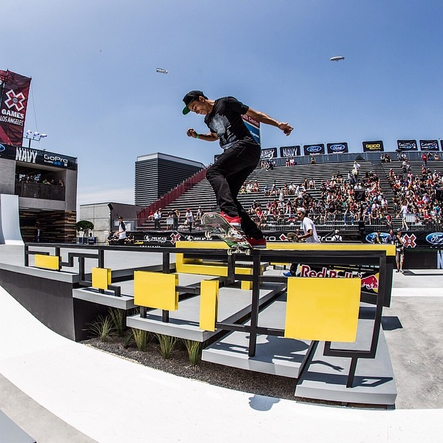 The official #XGamesAustin preview show airs tomorrow at 2:30pm ET on ABC. Be there!