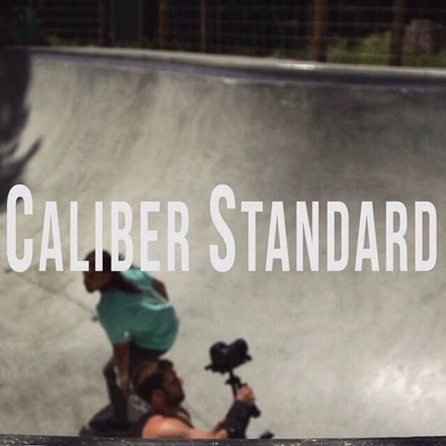 We hope everyone's Saturday is going as well as ours! We just released a new video for you guys to check out featuring @jameskelly_shm @bigdave_hsf and @liam_lbdr_  shredding the new Caliber Standards! Go check it out on our Facebook page!