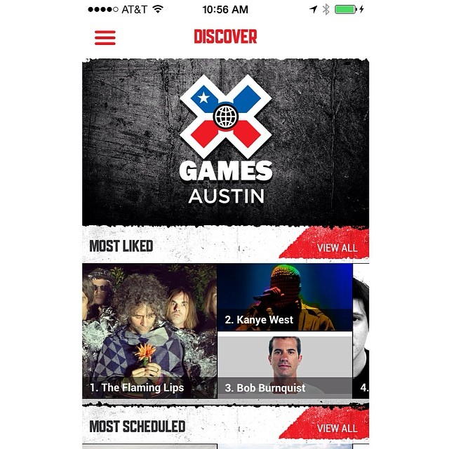 Coming to Austin? Download the 'X Games Austin' event app! #xgamesaustin