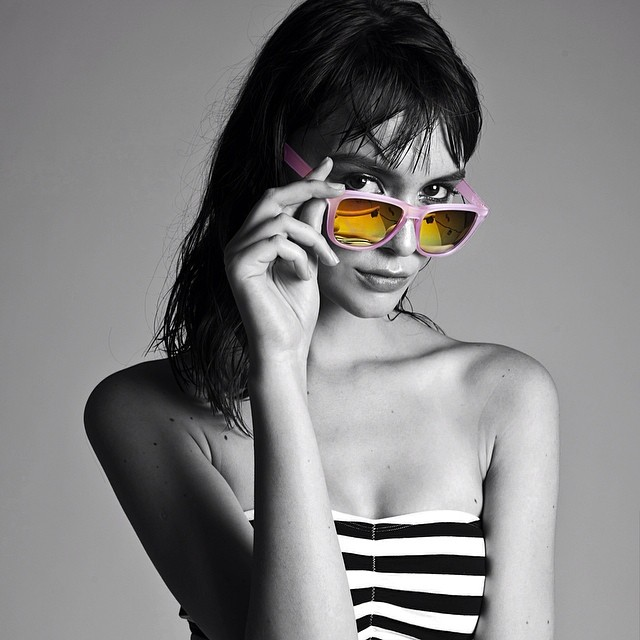 Holla don't stare    model @leticiaorchanheski photo @marcuscooper #nectarshades #thesweetlife