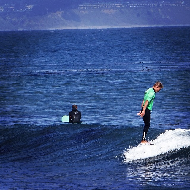 ~ @deadendkid taking 1st in men's LB at Schralp Fest with @olinrecess taking a close 3rd yew!~ #HotlineWetsuits #SantaCruz #SchralpFest #TeamRiders #PleasurePoint