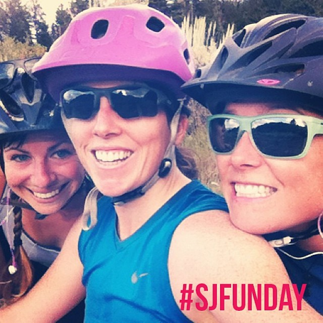 Who has the best #SundayFunday  shot? Tag #sjfunday for a chance to win a SheJumps hat. #contests #getoutside