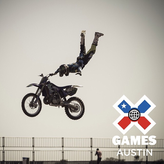 The official #XGamesAustin preview show airs today at 2:30pm ET on ABC. Be there!