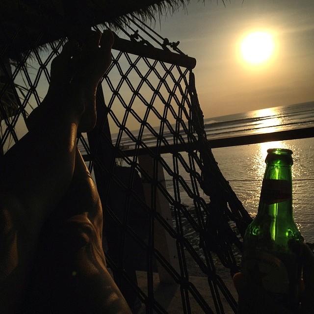 Perfection #nofilter #lategram #bali #bintang #bingin #sunset #sunsetchaser #wanderlust #travel