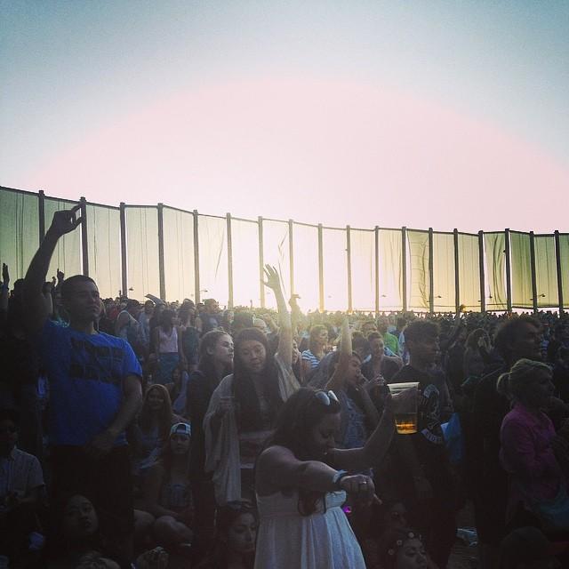 Sunset Sundays - coast to coast #bfdmusicfestival #norcal @sanfranpsycho